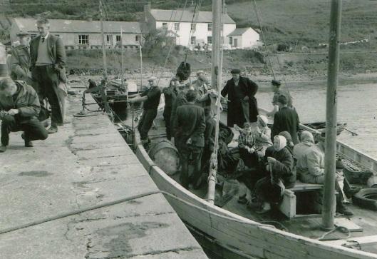Mail boat Inish Bofin
