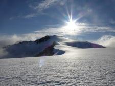 Montagne au Svalbard