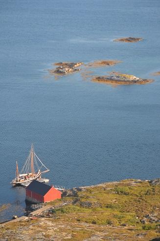 Villa, en Norvege