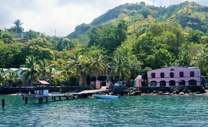 Un des lieux de tournage de Pirates des Caraïbes..