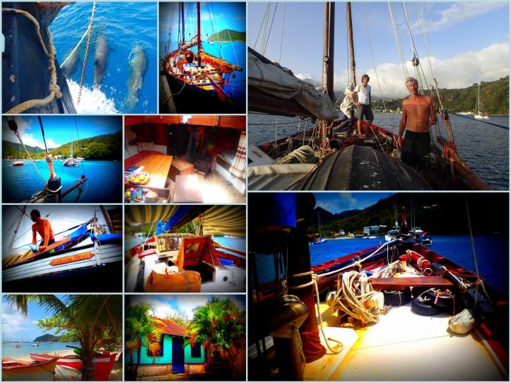 9 Gwada - Martinique