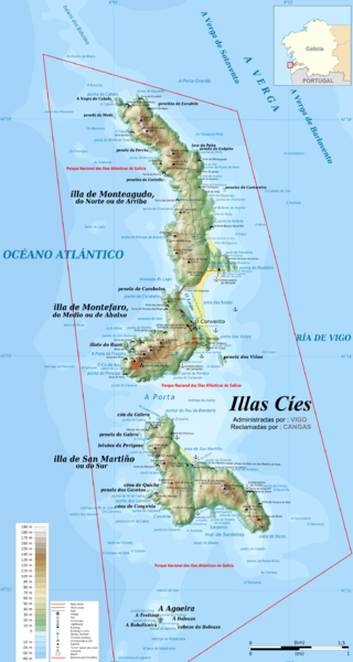 Illas_Cíes_Topographic_Map_en_(with_shadows)