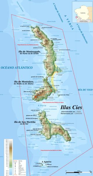 Illas_Cíes_Topographic_Map_en_(with_shadows)